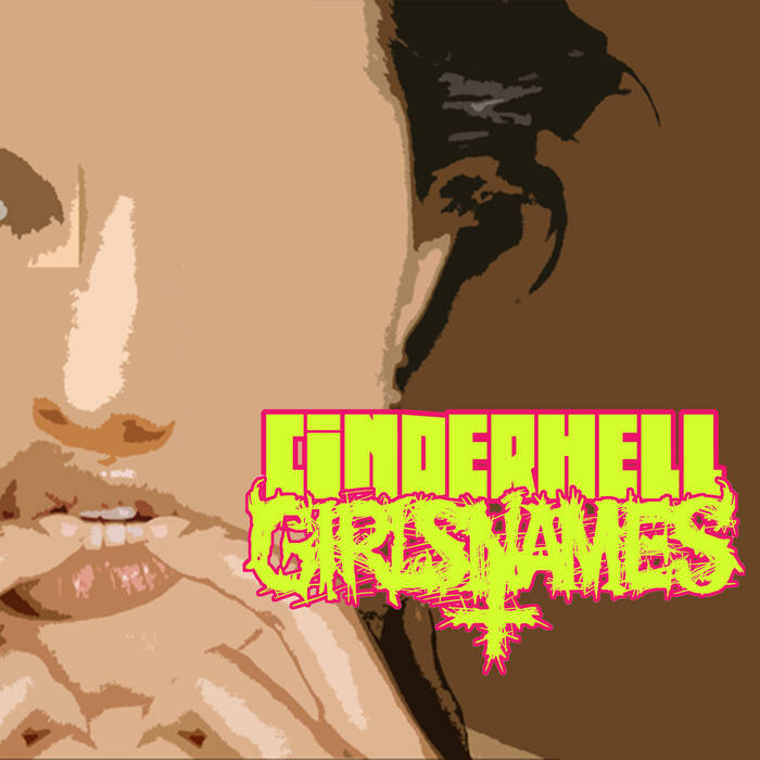 Cinderhell cover art