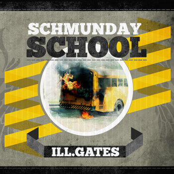 Schmunday School EP cover art