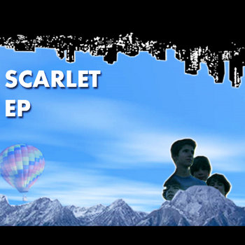 Scarlet EP cover art