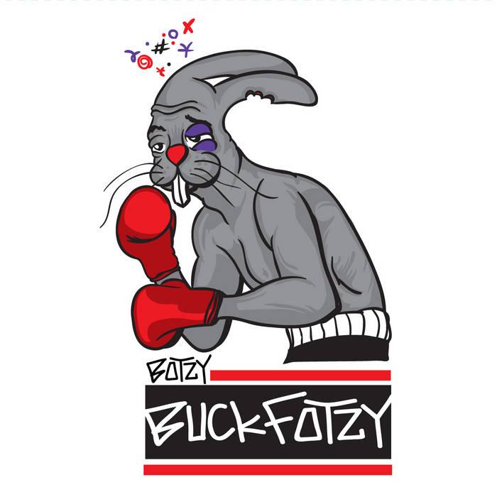 Buck Fotzy cover art