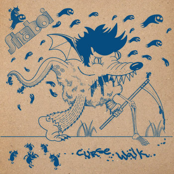 Curse Walk cover art