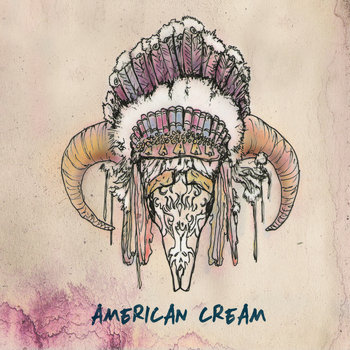 American Cream - EP cover art