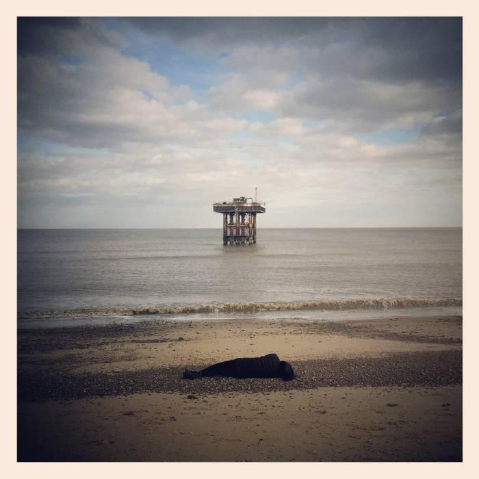 BEAK> <KAEB Split EP cover art
