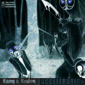 Kang + Kodos - Acceleration cover art