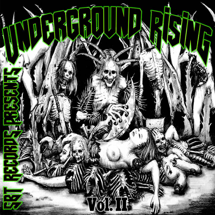 Underground Rising Vol. II cover art