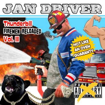 Thunderbill Vol​.​3 - Firemen reloaded cover art