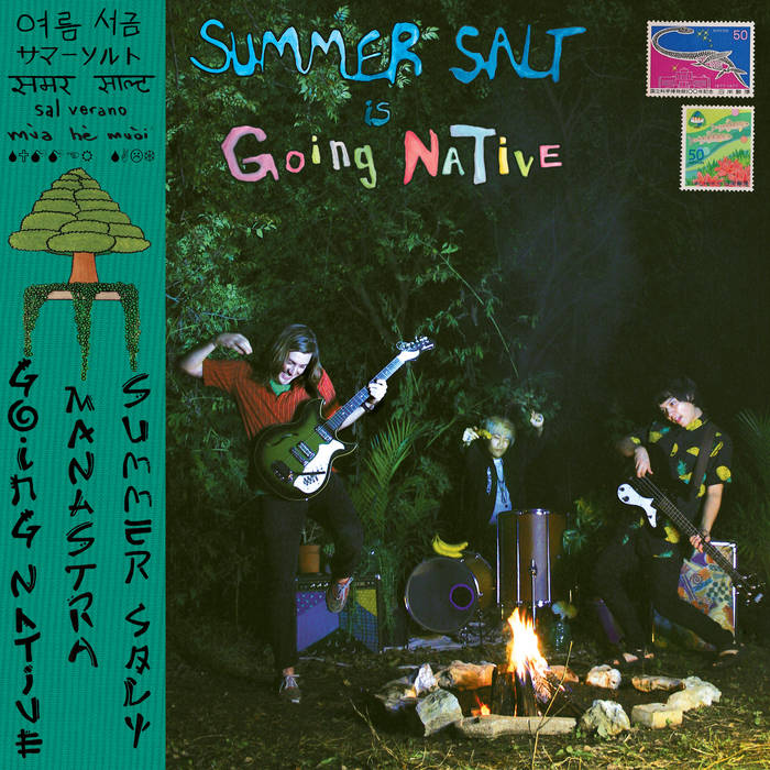 Going Native cover art