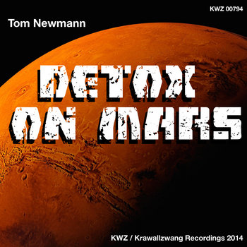 DETOX ON MARS cover art
