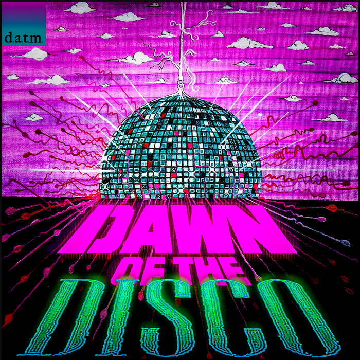 Dawn of the Disco EP cover art