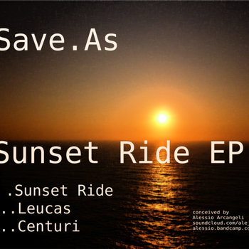 Sunset Ride cover art