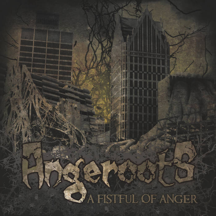 Angeroots- A Fistful Of Anger cover art