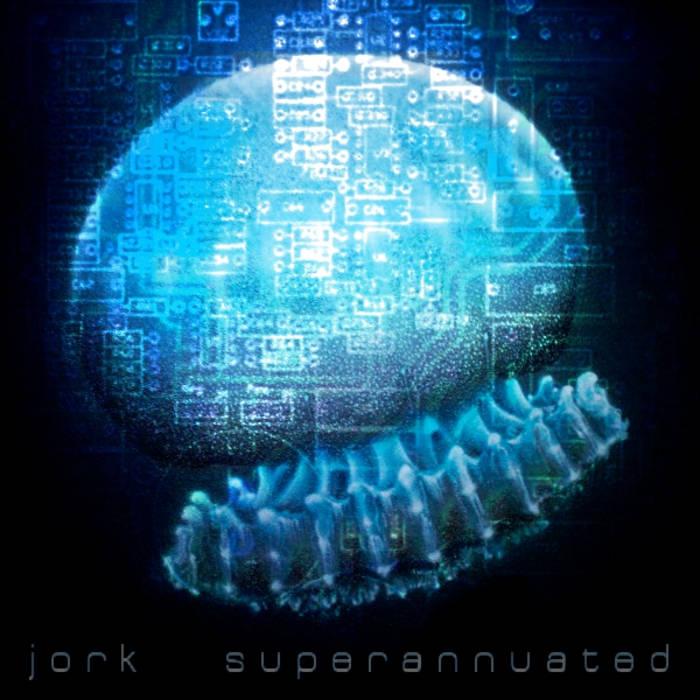 Superannuated cover art