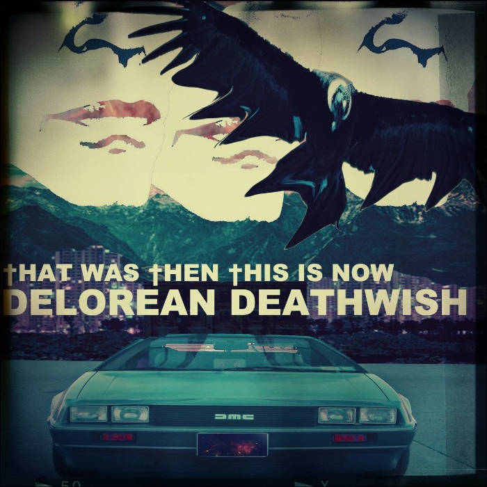 DELOREAN DEATHWISH cover art