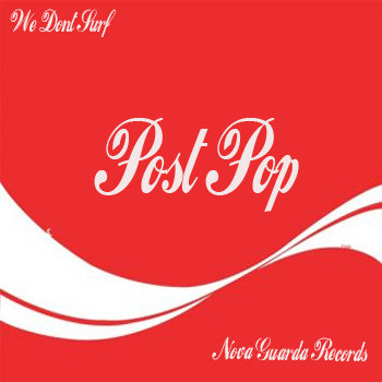 Post-Pop EP cover art