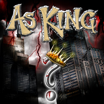 As King cover art