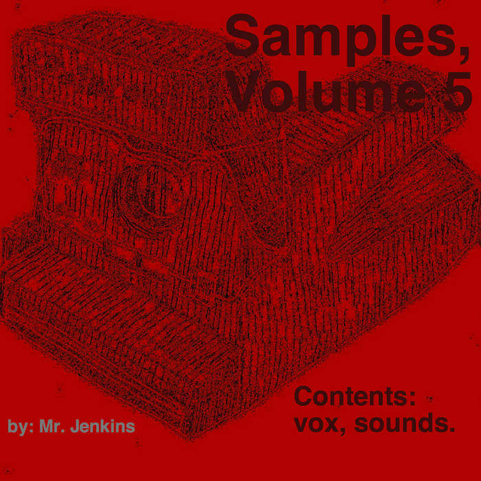 Samples, Volume 5: Vox cover art