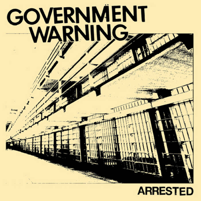 Arrested cover art