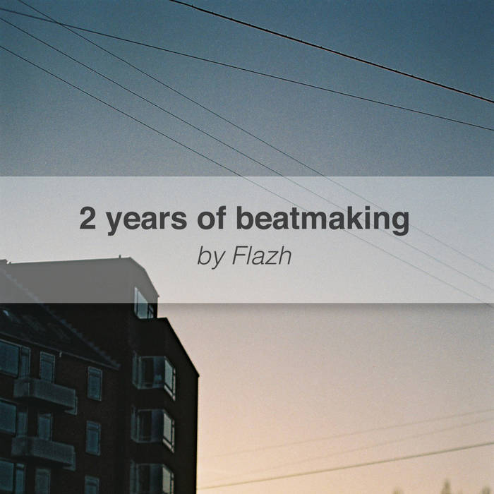 2 years of beatmaking cover art