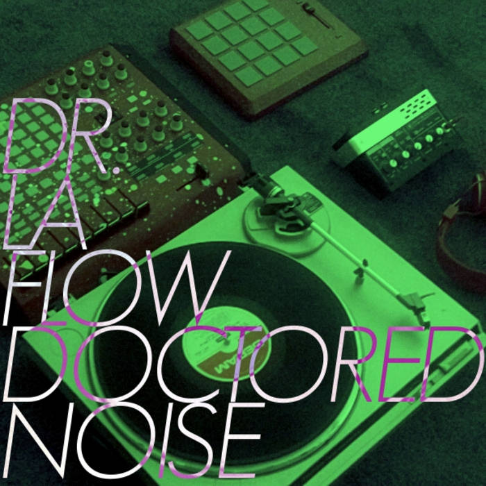 Doctored Noise cover art