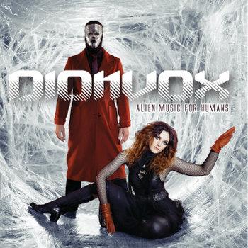 Alien Music For Humans cover art