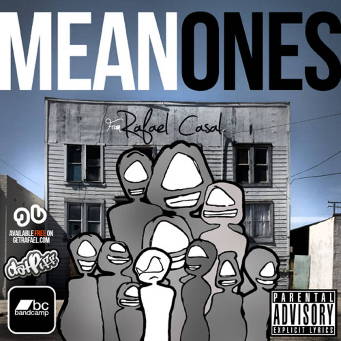 MEAN ONES LP (2012) cover art