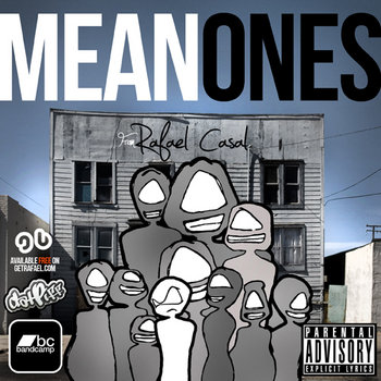MEAN ONES (NEW RELEASE) cover art