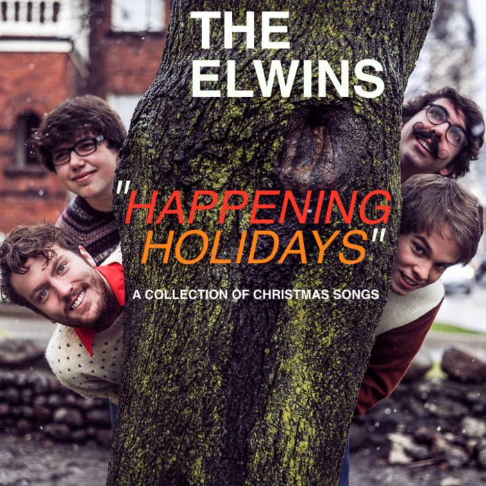 Happening Holidays cover art