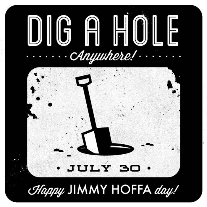 Dig a Hole! cover art