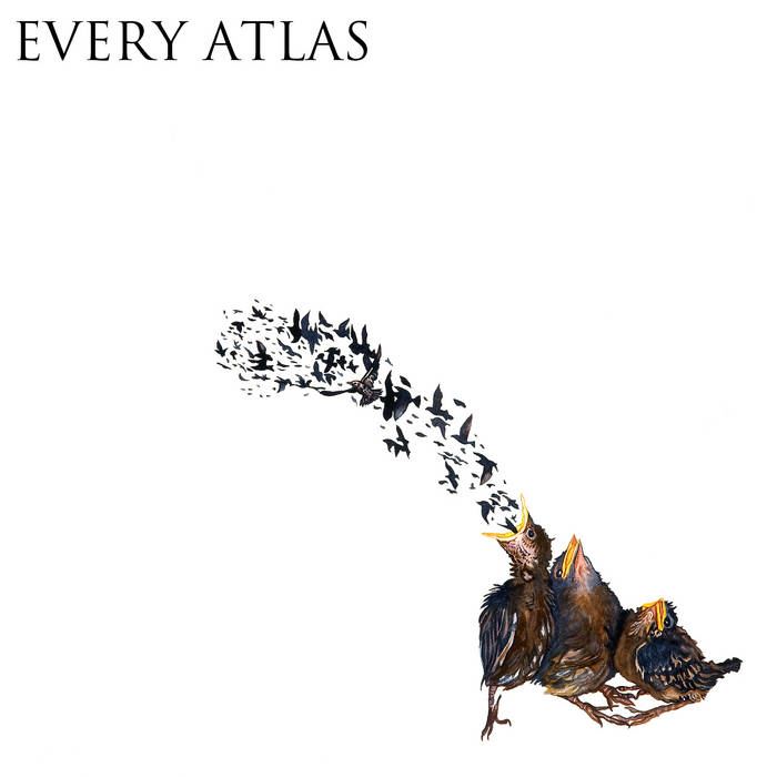 Every Atlas cover art