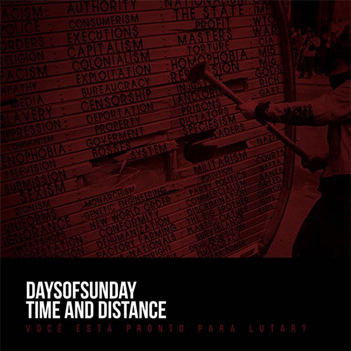 Você esta pronto pra lutar?  (split com Time and Distance) cover art