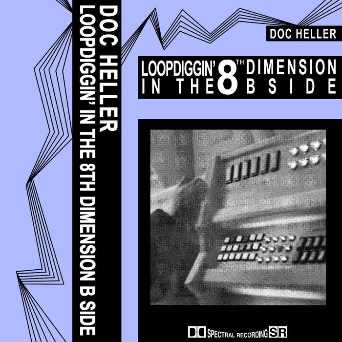 [CRES_038] Loop Diggin' In The 8th Dimension (The B Side) cover art