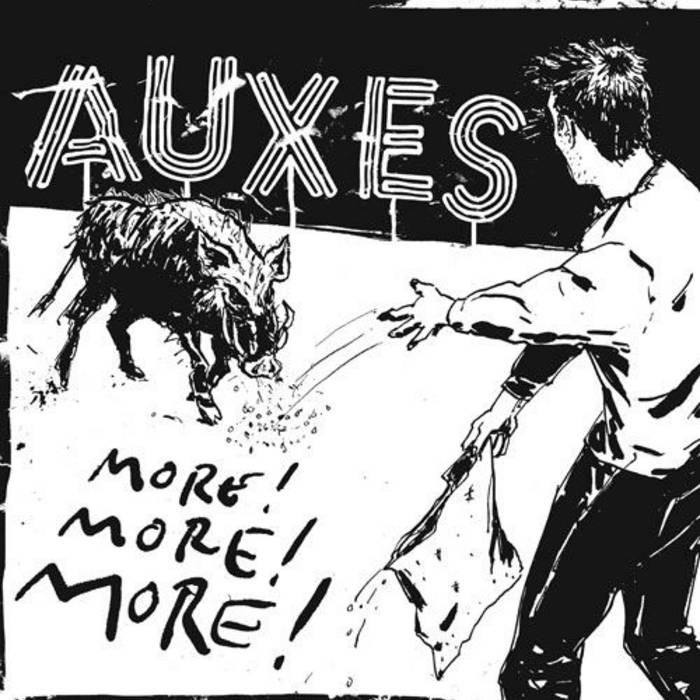 More! More! More! cover art