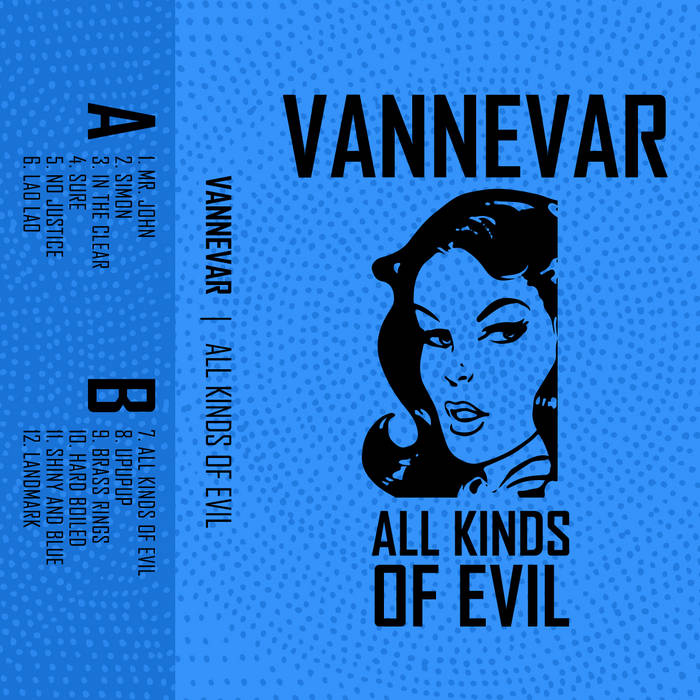 All Kinds of Evil cover art