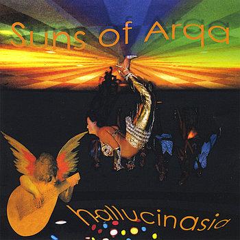 Hallucinasia cover art
