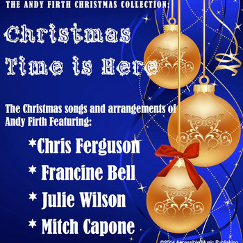 Andy Firth Christmas Collection: Christmas Time is Here cover art