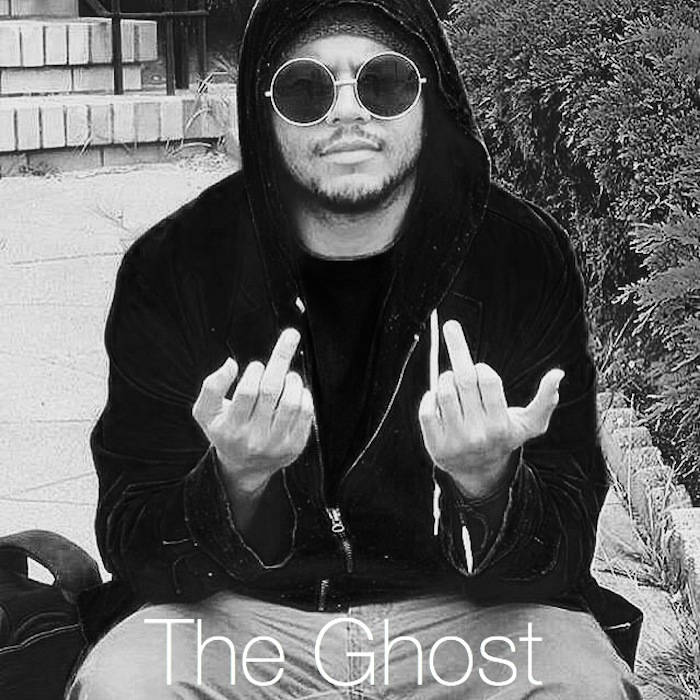 The Ghost Mixtape cover art