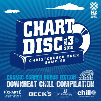 CHARTDISC Vol 3 (downbeat chill) cover art