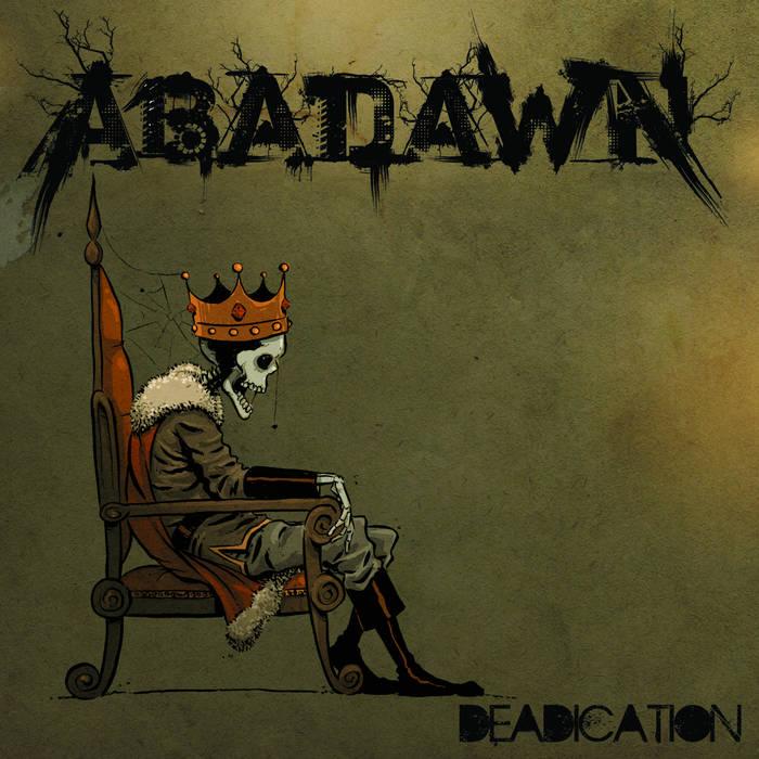 DEADICATION cover art