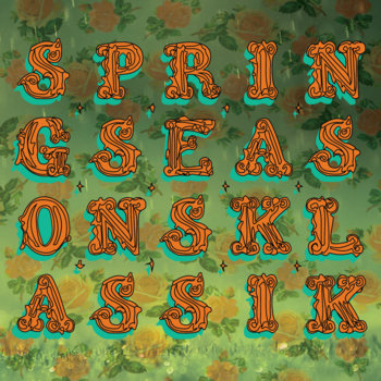 SPRING EP cover art