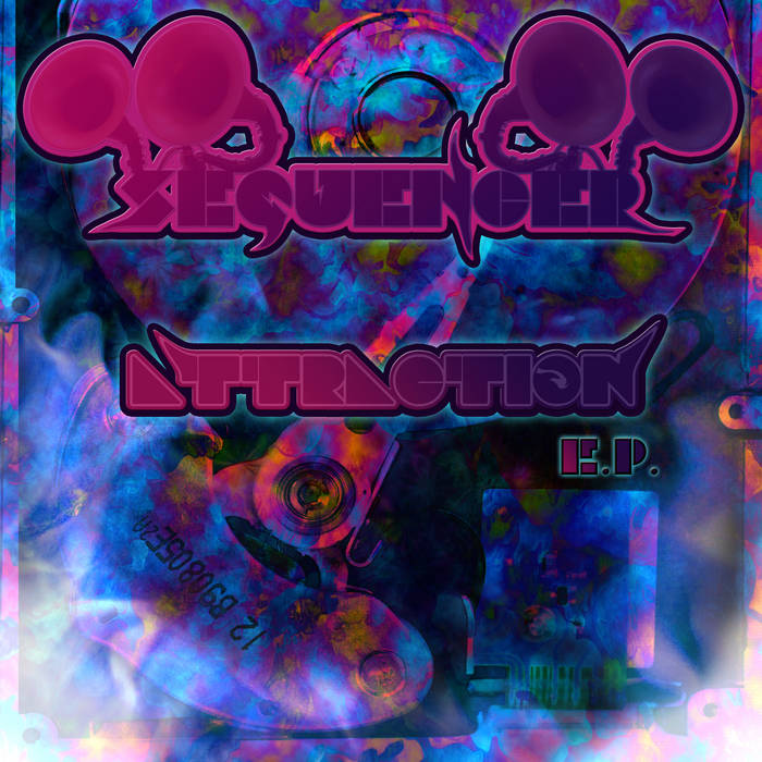 Attraction EP cover art