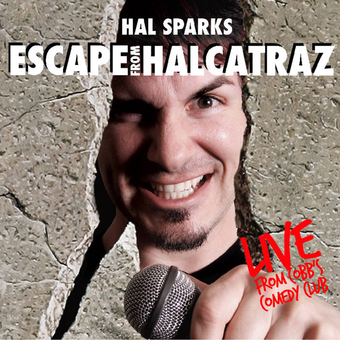 Escape From Halcatraz cover art