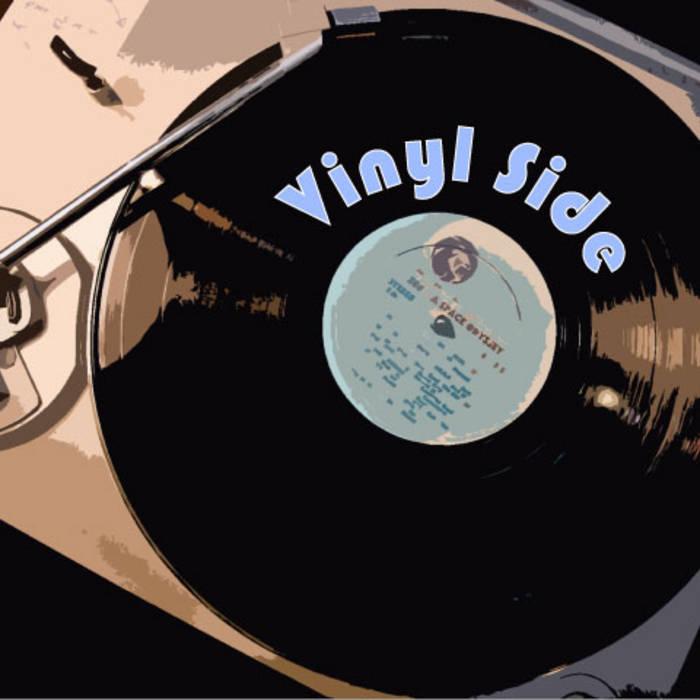 Vinyl Side cover art