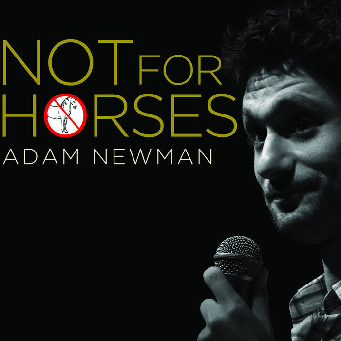 Not For Horses cover art