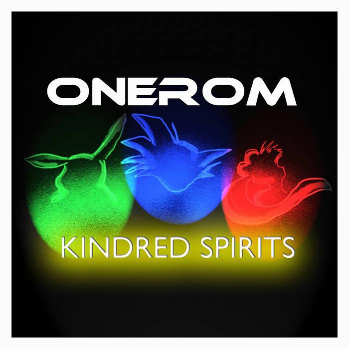 Kindred Spirits cover art