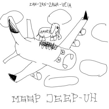 Meep Jeep cover art