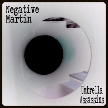 Negative Martin cover art