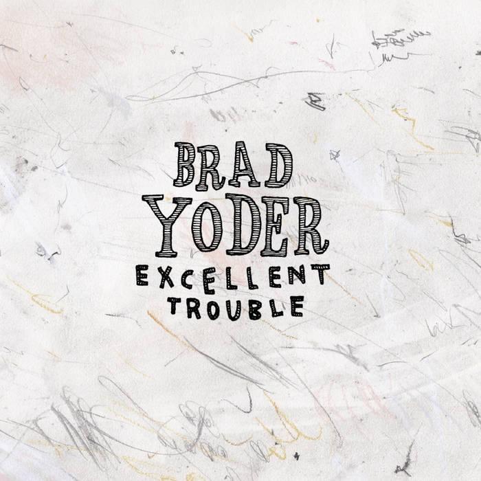 excellent trouble cover art