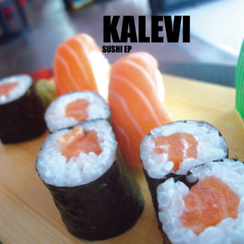 Sushi EP cover art