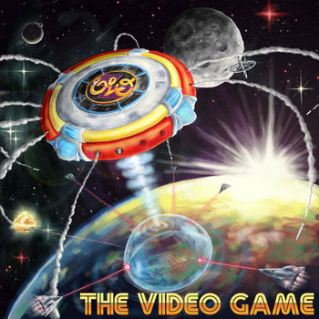 ELO: The Video Game OST cover art