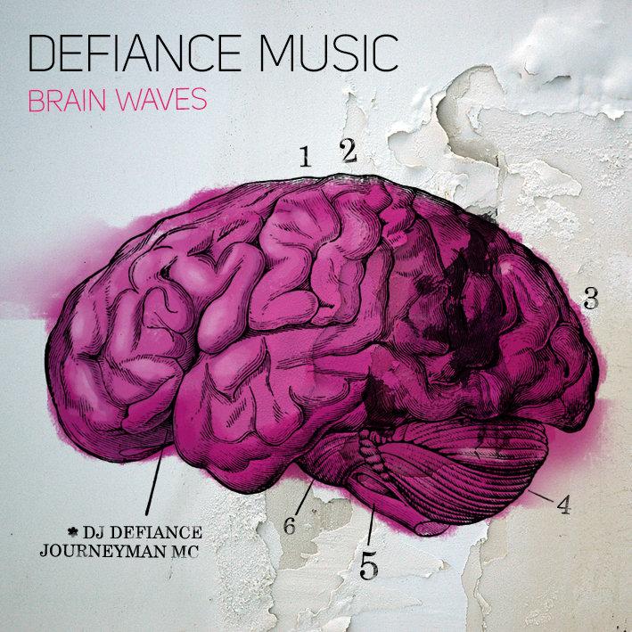 Brain Waves Art Brain Waves Cover Art